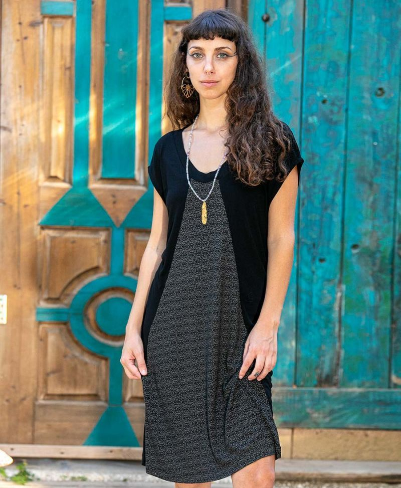 Rudraksah Dress ➟ Full Print