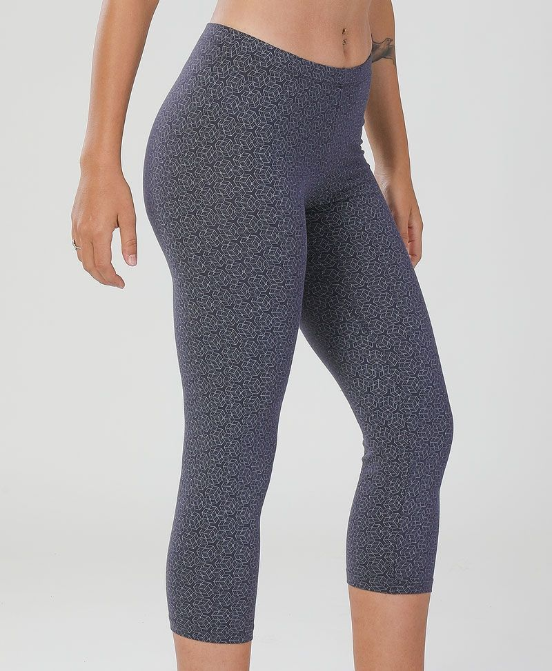 Kubic Leggings ➟ Grey