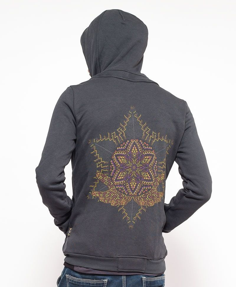 psychedelic-clothing-men-hoodie-jacket-anahata-grey