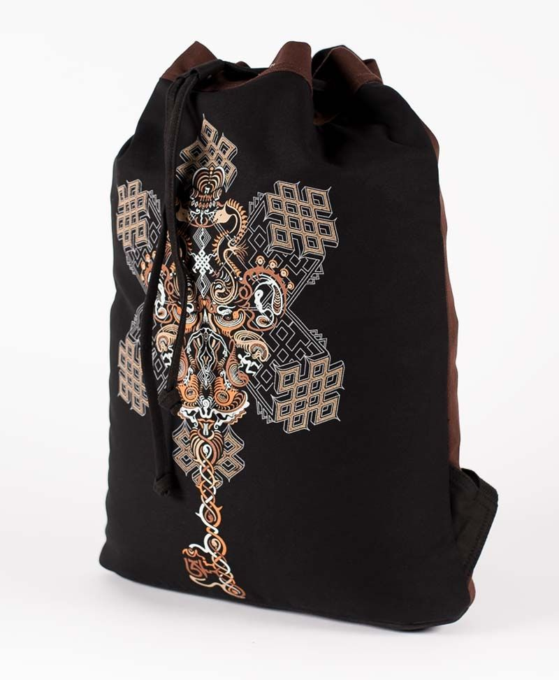 psychedelic-clothing-padded-straps-drawstring-backpack-back-sack-bag-om-key