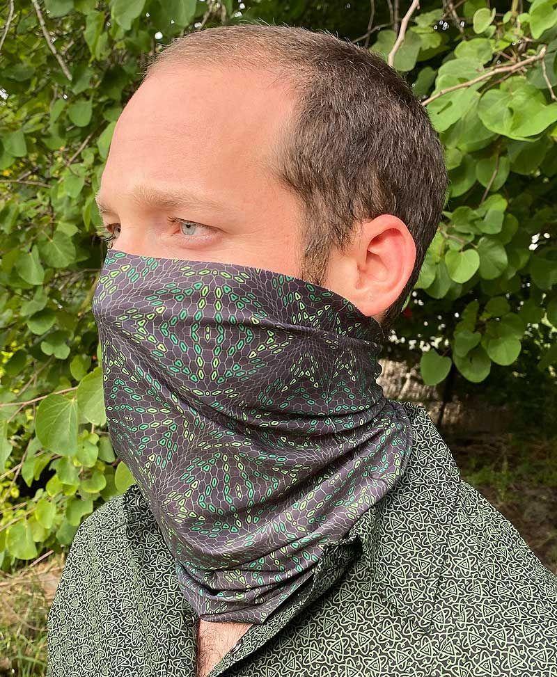 bandana-face-mask-festival-hairband-hexagon