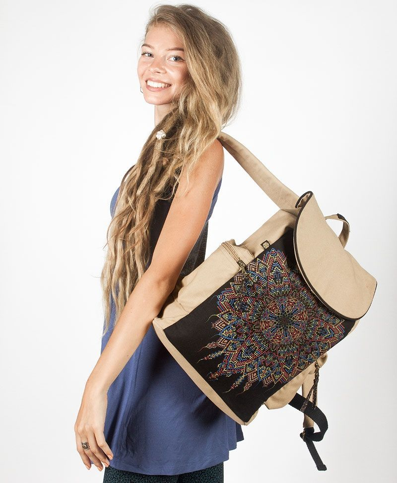 canvas-backpack-laptop-bag-mandala