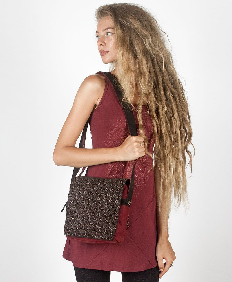 cubicle-cross-body-bag-men-women-black-red-canvas