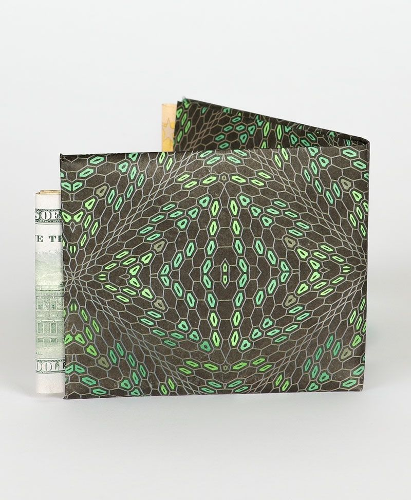 frog-slim-paper-tyvek-wallet-thin-wallet-for-men-vegan-gift
