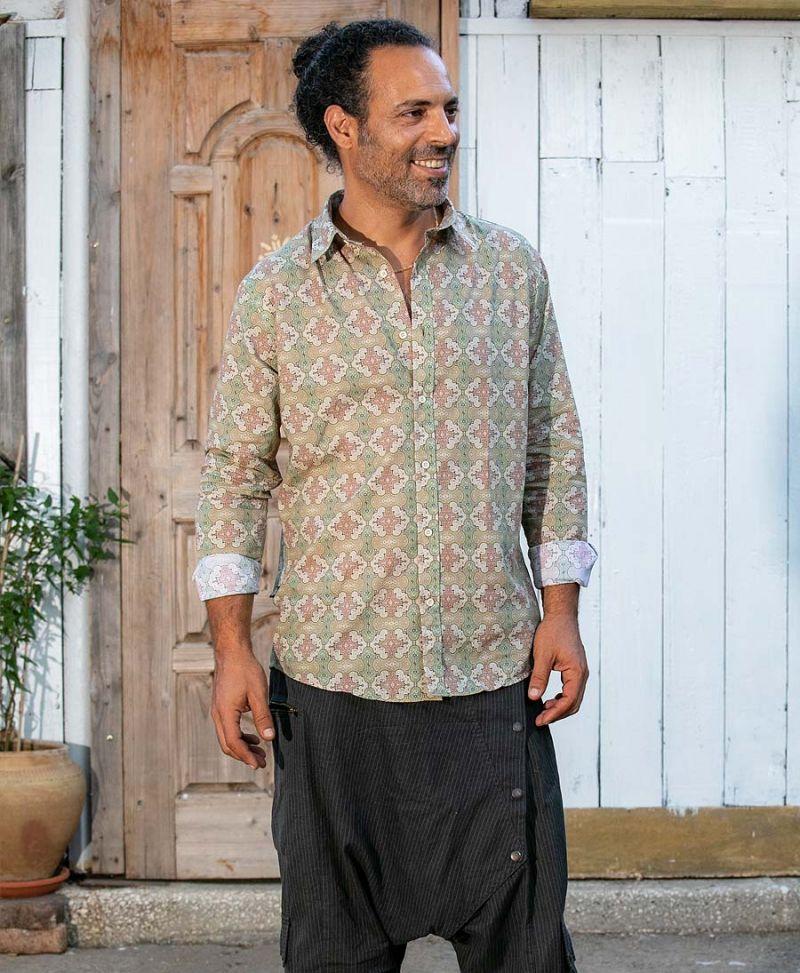 long-sleeve-button-up-men-shirt-shipibo-clothing