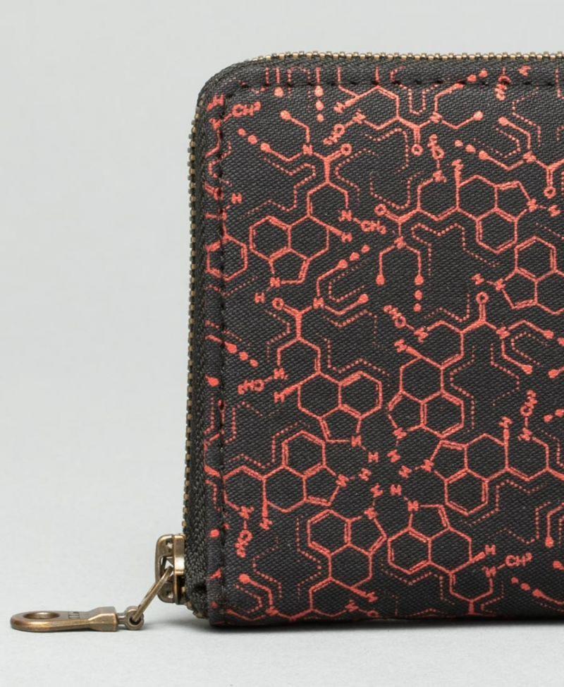 lsd-molecule-women-wallet-canvas-vegan-psychedelic-gift