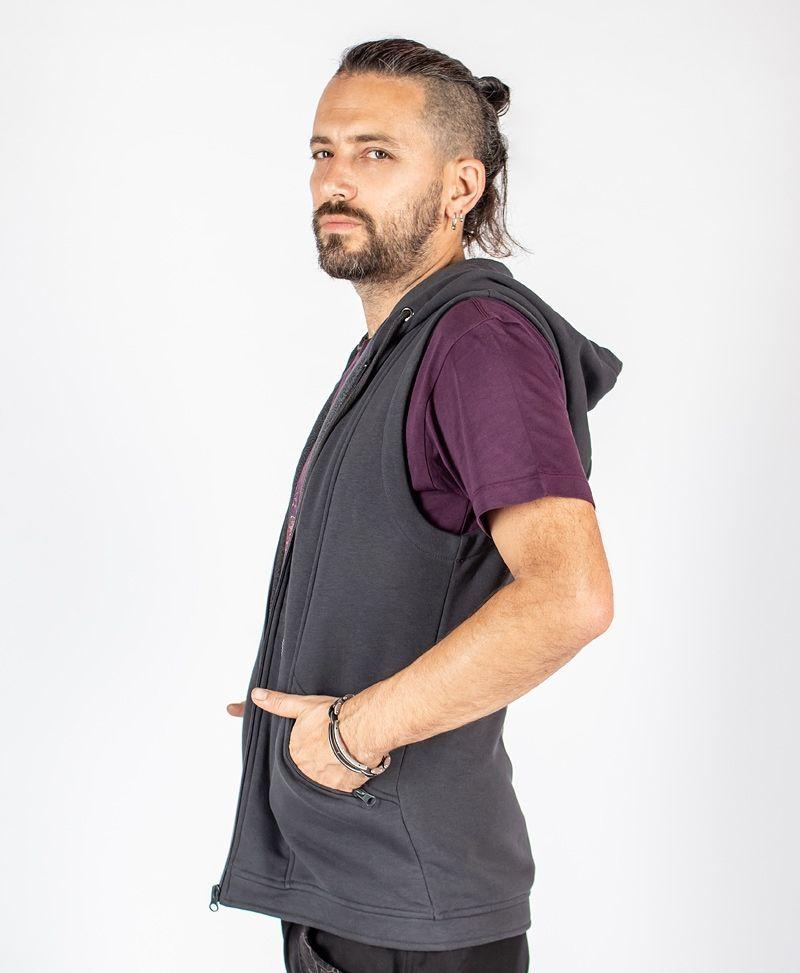 psy-trance-clothing-men-ves-hooded-grey-cotton-mandala-print