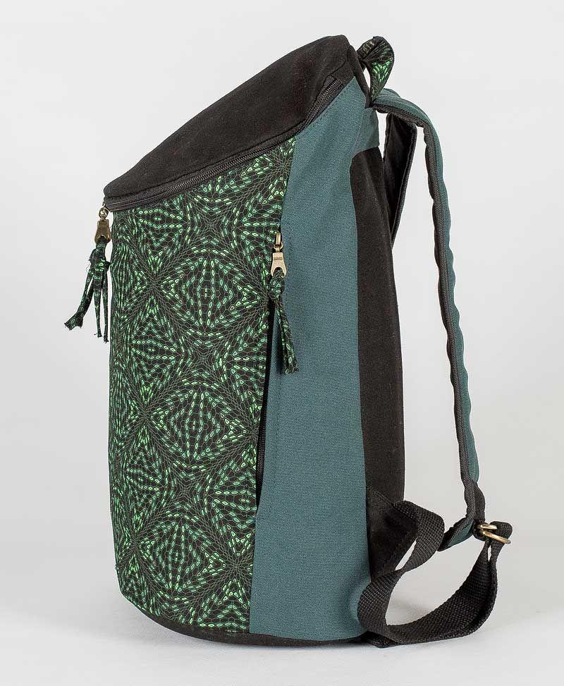 psytrance-festival-wide-top-backpack-laptop-bag-canvas-vegan-geometric