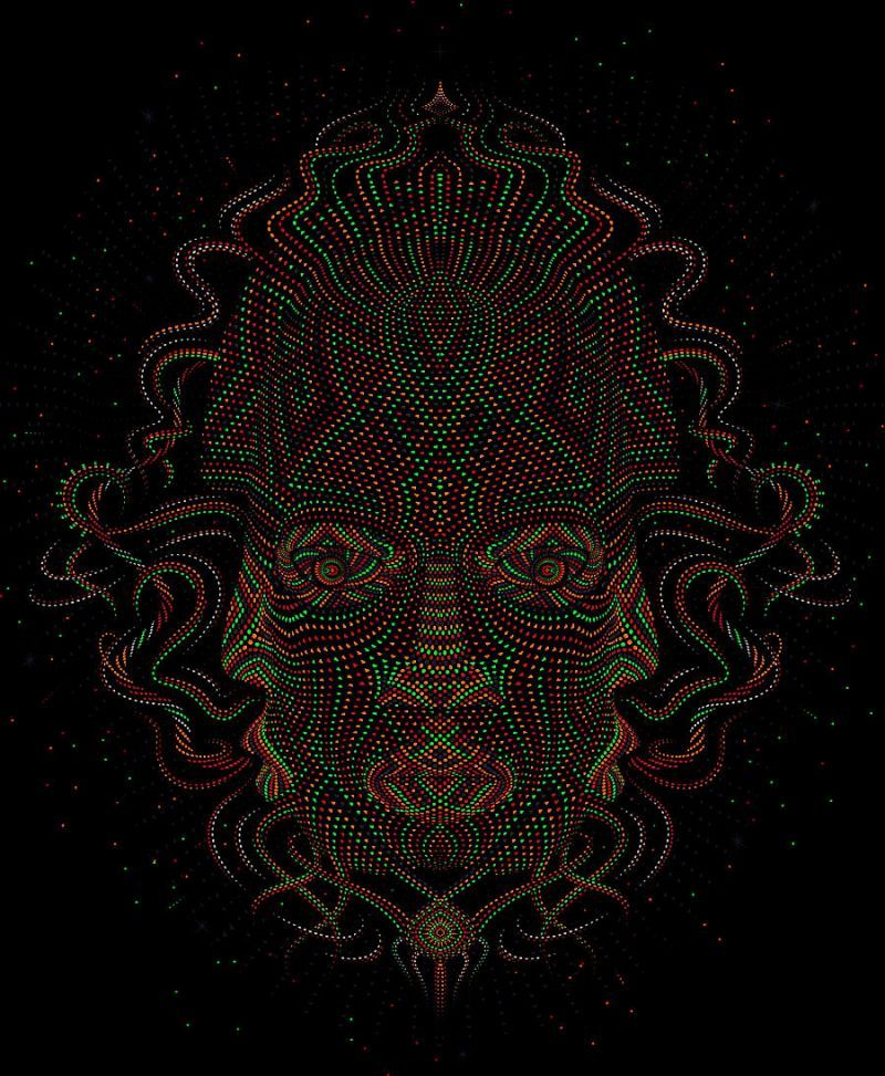 psychedelic clothing shirts