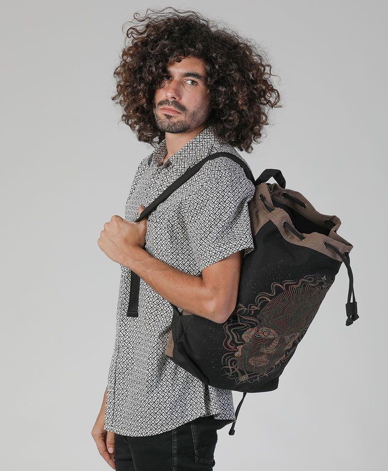 psychedelic-clothing-padded-straps-drawstring-backpack-back-sack-bag-trimurti