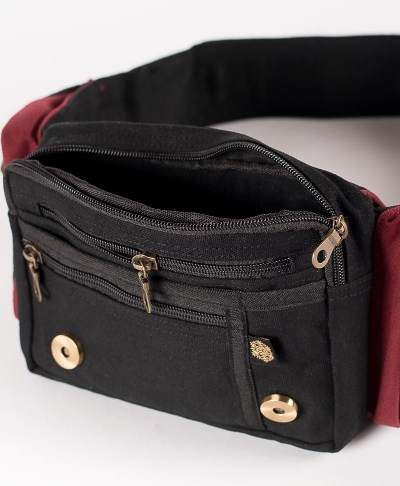 psychedelic-festival-utility-pocket-belt-canvas-hip-bag-fanny-pack-kubic