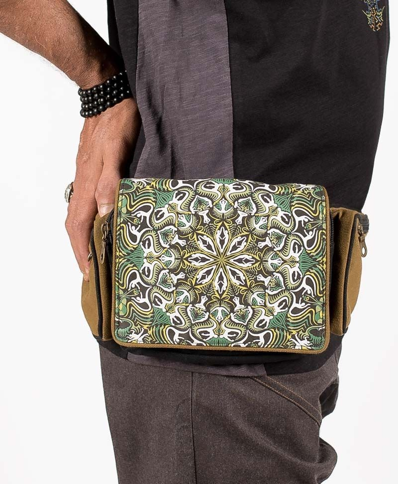 psychedelic-festival-utility-pocket-belt-canvas-hip-bag-fanny-pack-lotus-mandala