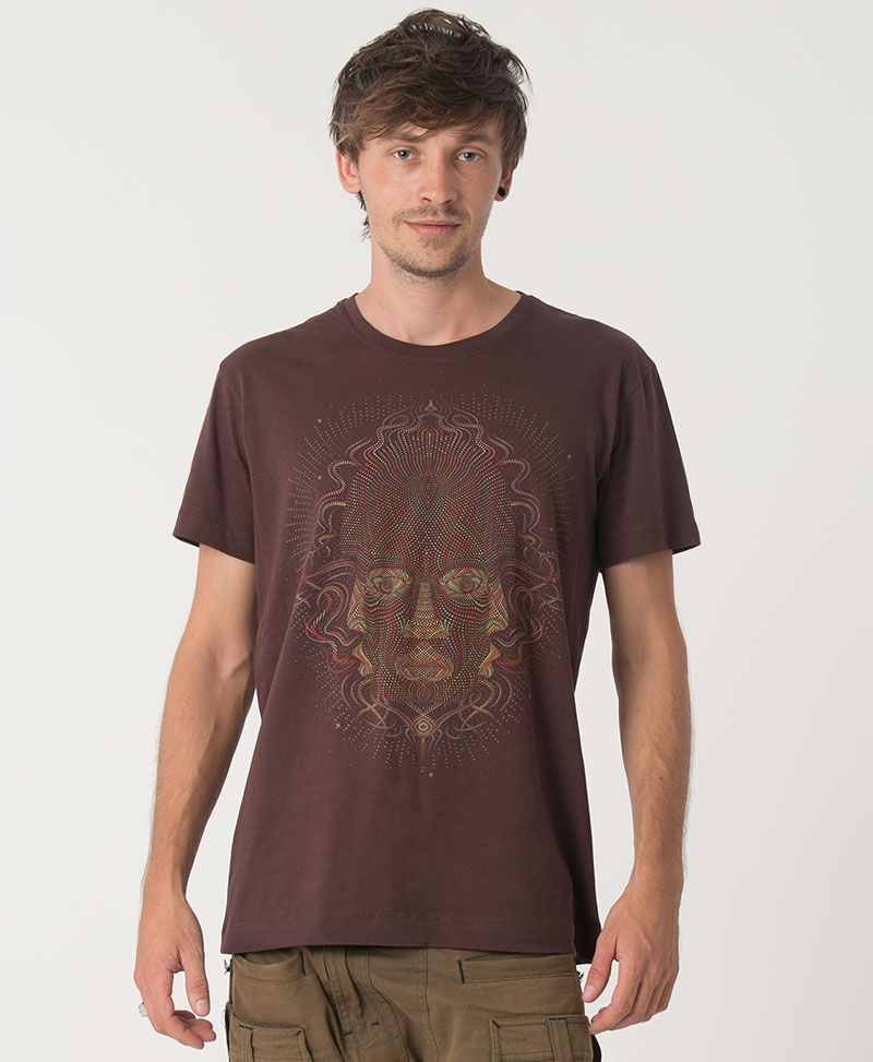 psychedelic men tshirt psy clothing