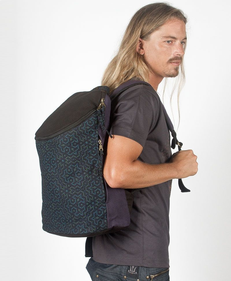 psytrance-festival-wide-top-backpack-laptop-bag-canvas-seed-of-life
