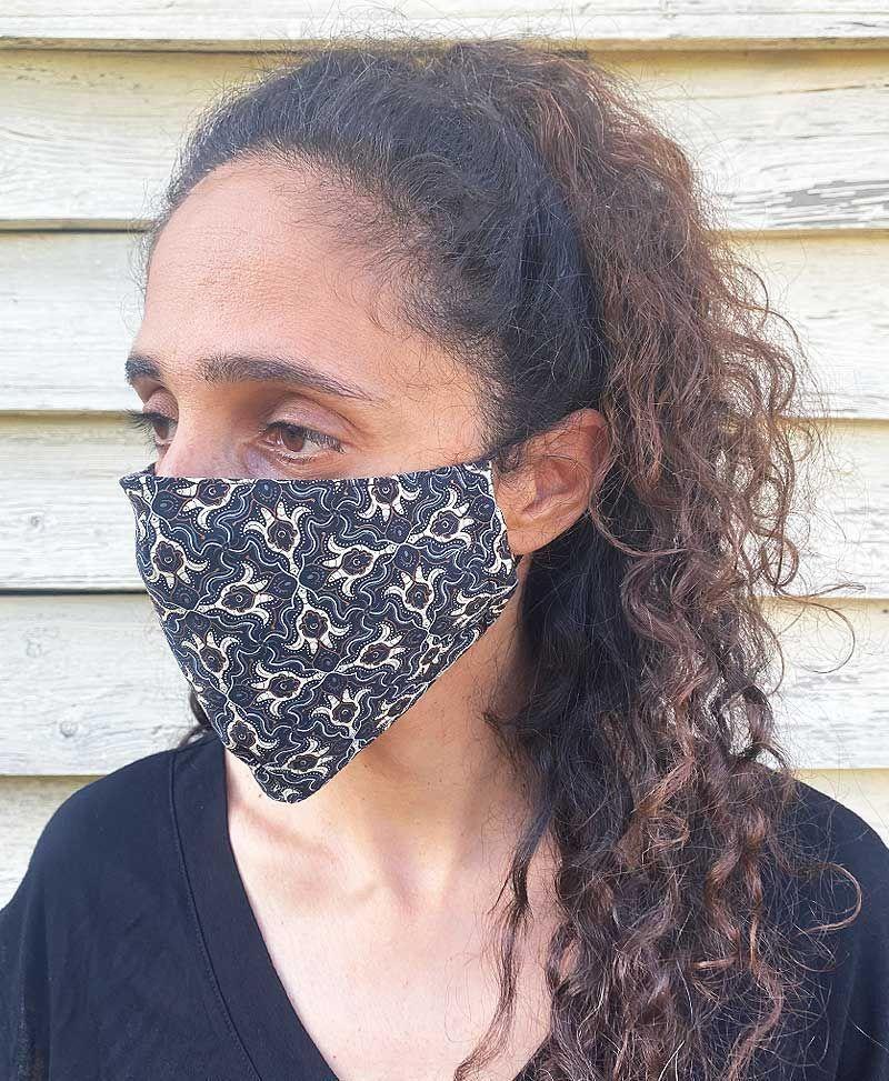 Set Of 3 Face Masks ➟ Full Print