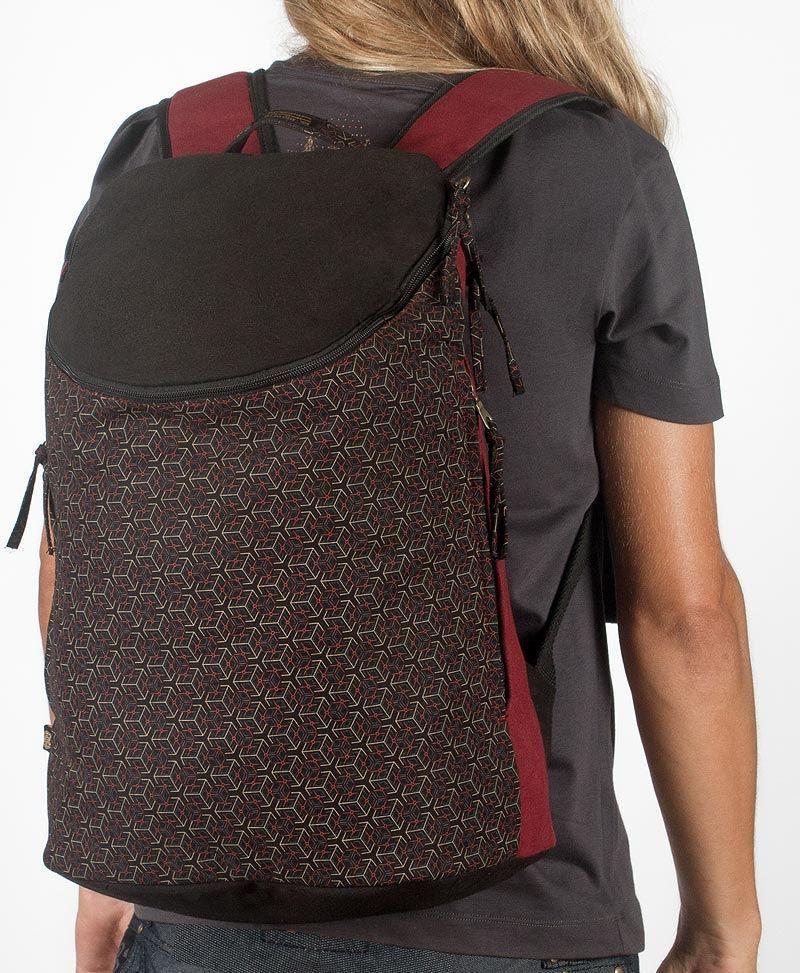 psytrance-festival-wide-top-cubicle-backpack-laptop-bag-canvas-vegan