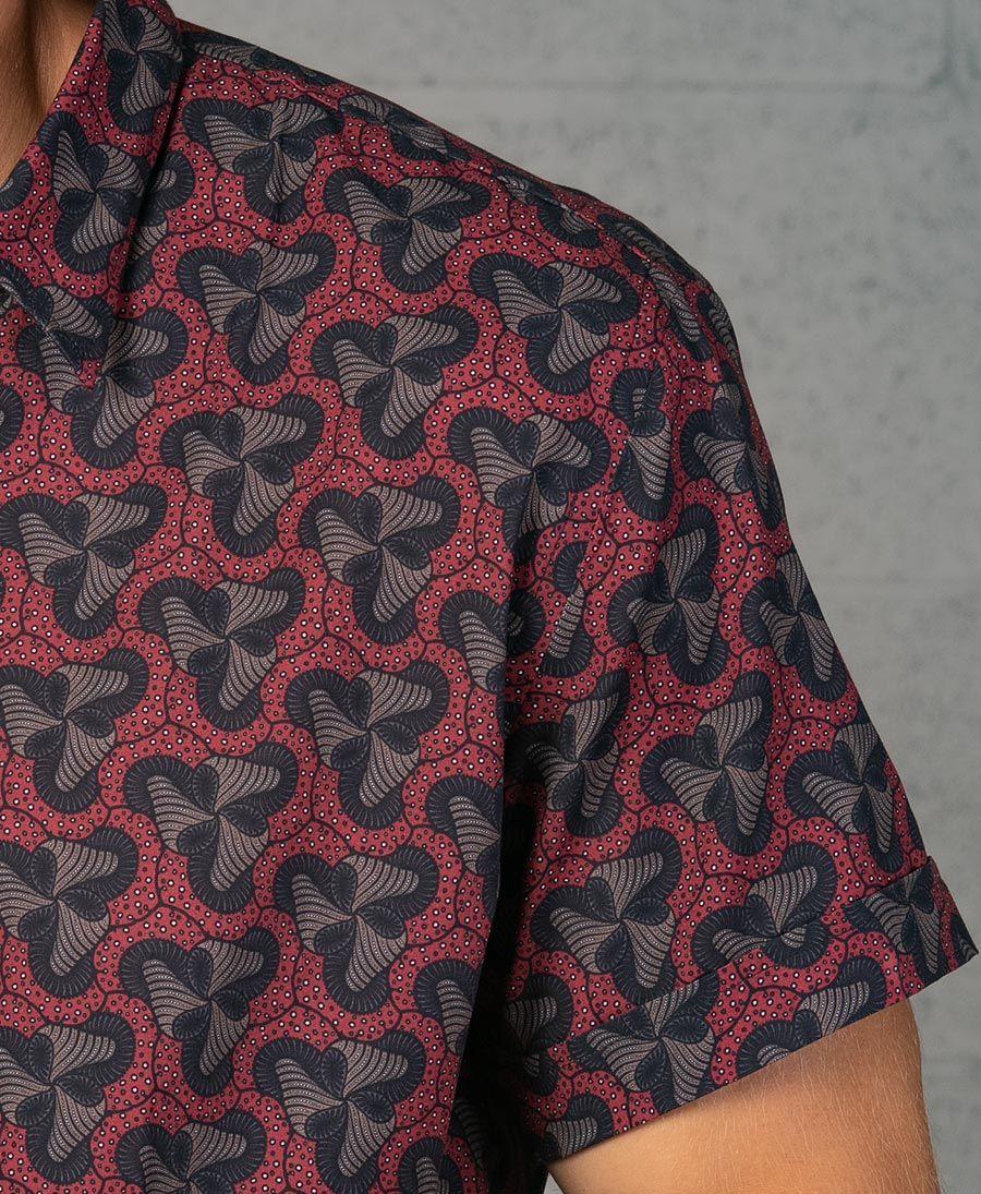 Fungi Button Shirt