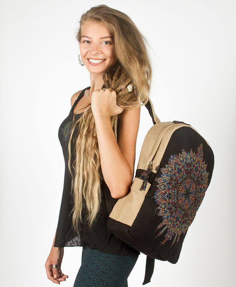 NEW Mexica Backpack - Round