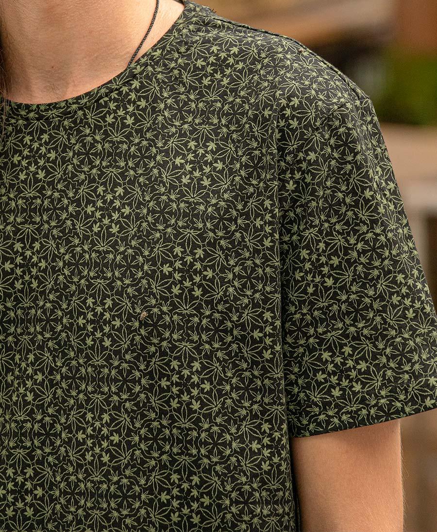 Hempi T-shirt ➟ Black