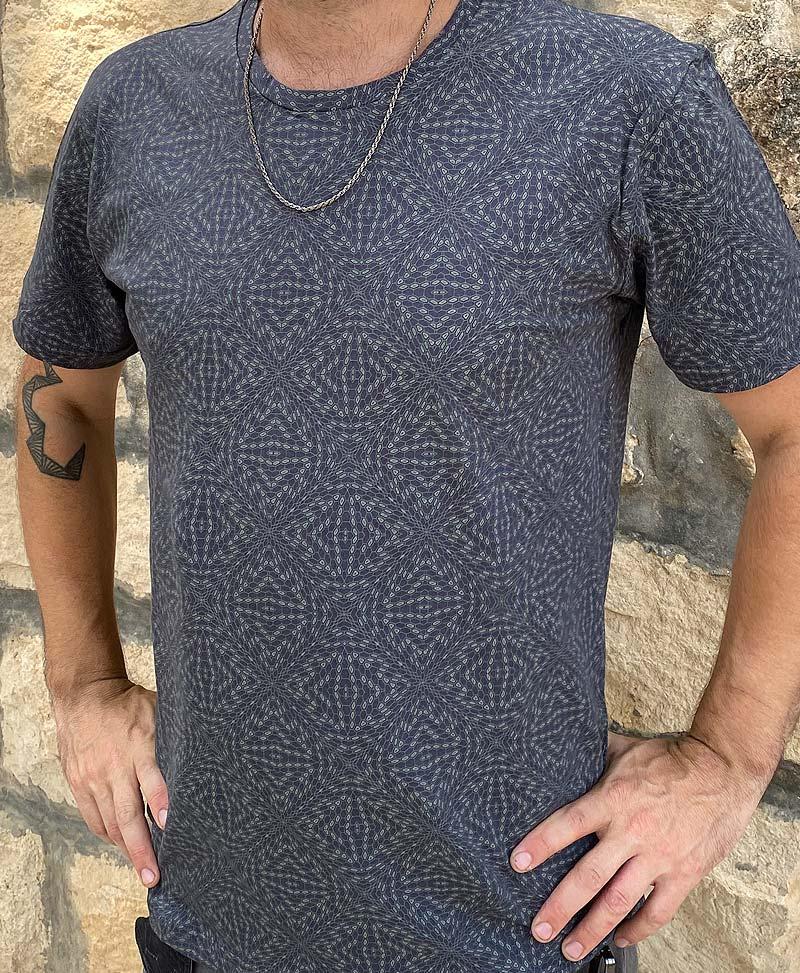 Hexit T-shirt ➟ Grey