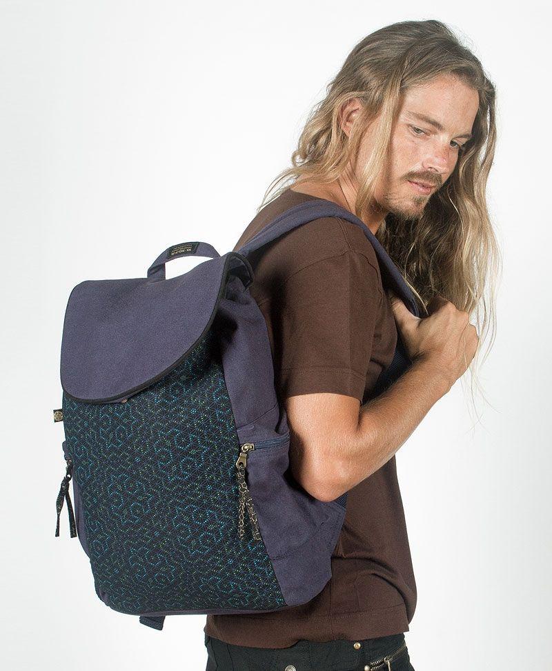 Seeds Backpack - Blue