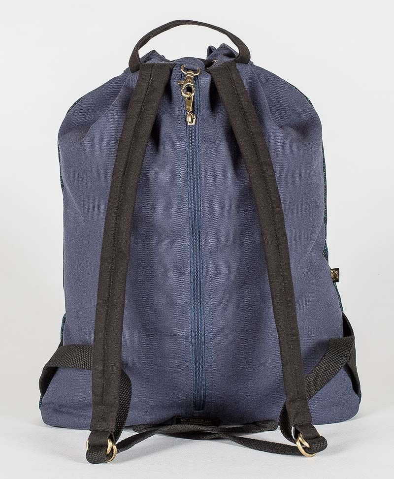 Seeds ➟ Padded Straps Drawstring Backpack