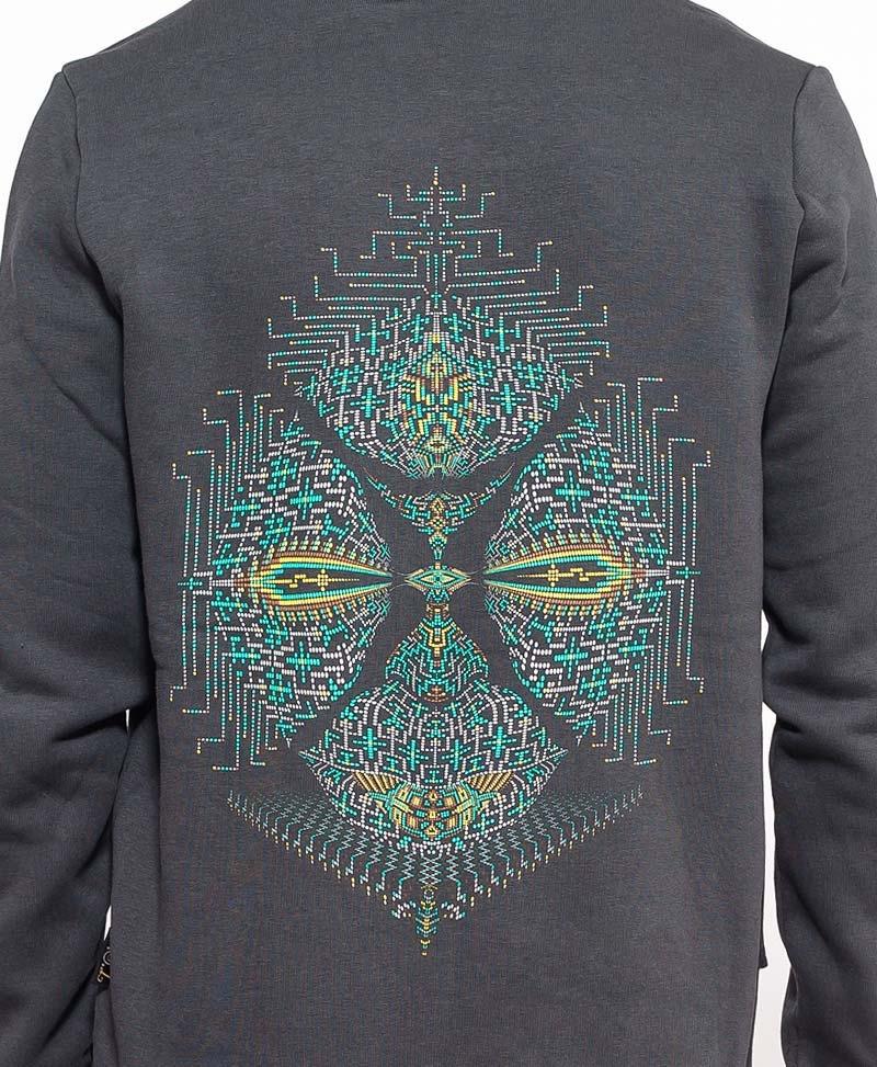 Sikuli Hoodie Jacket ➟ Grey