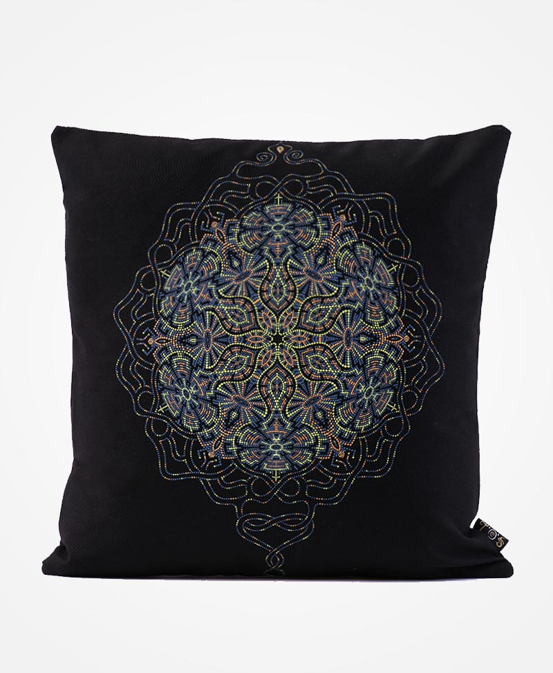 Peyote Cushion Cover