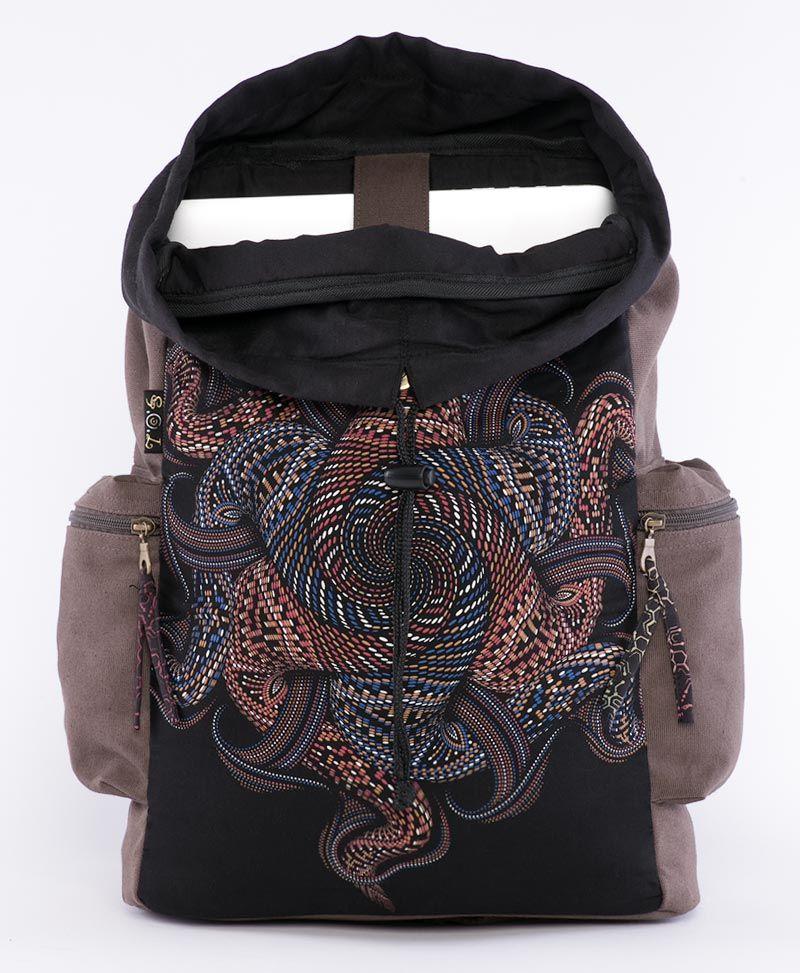 Vortex Backpack - Grey