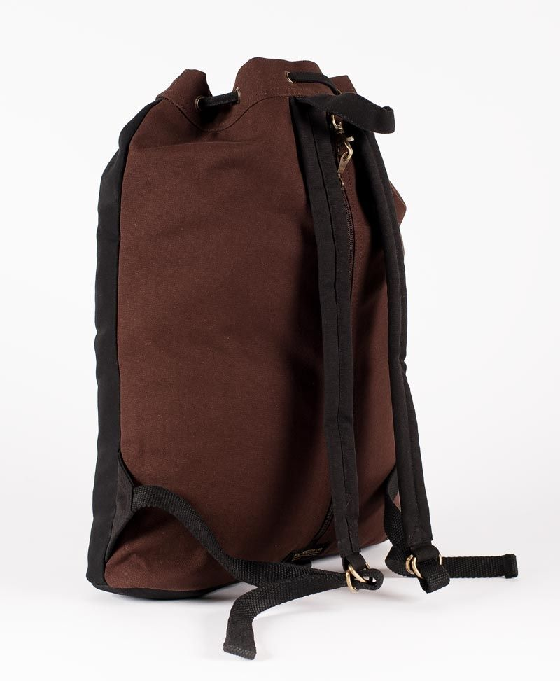 Om On Key ➟ Padded Straps Drawstring Backpack