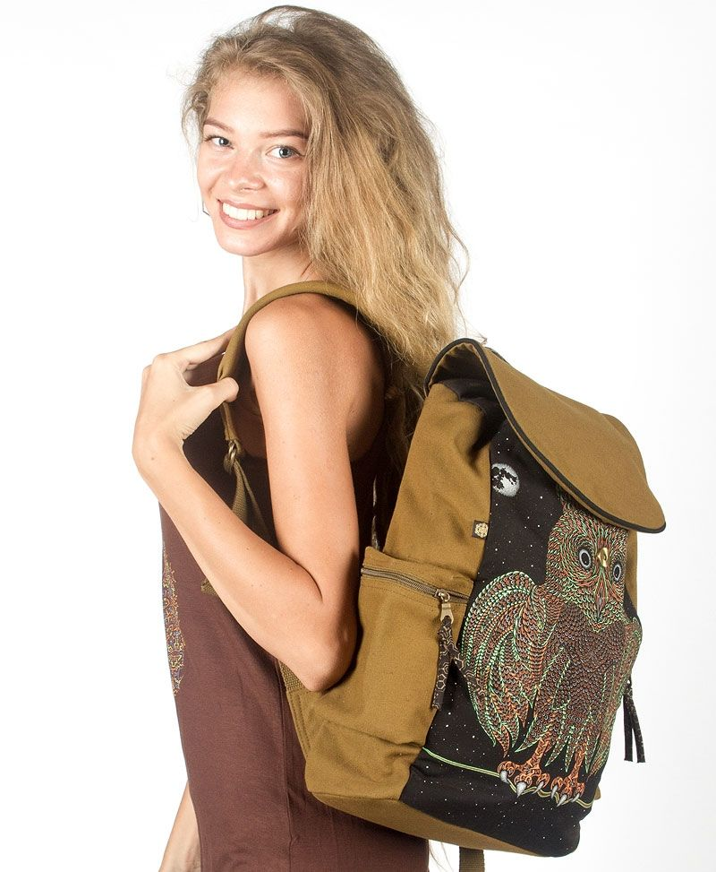 Uhloo Backpack - Khaki