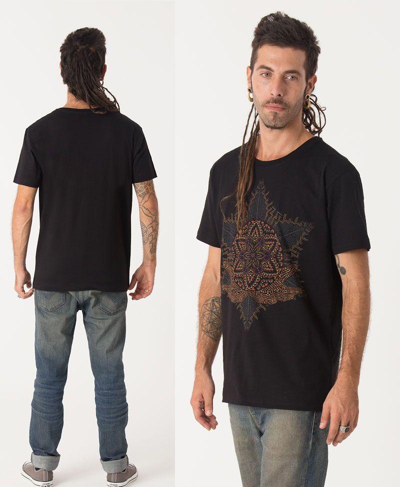 Anahata T-shirt ➟ Black