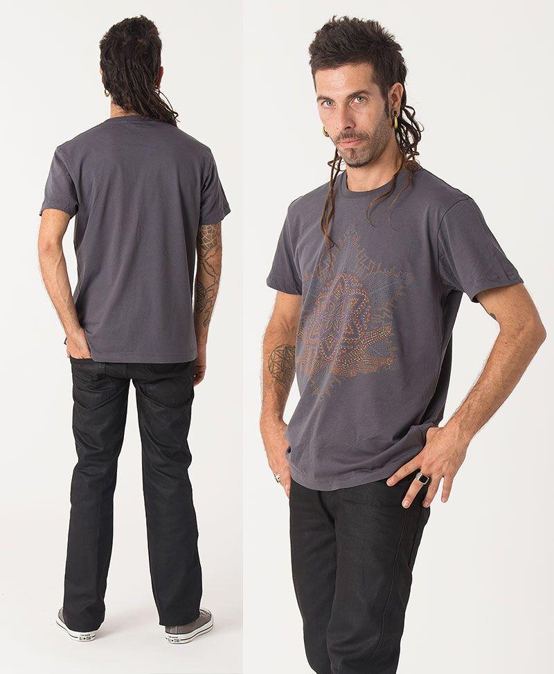 Anahata T-shirt ➟ Grey