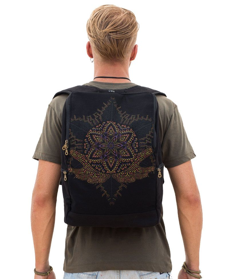 Anahata Backpack - Square