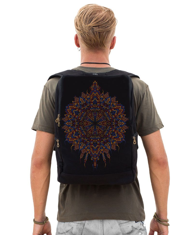 Mexica Backpack - Square