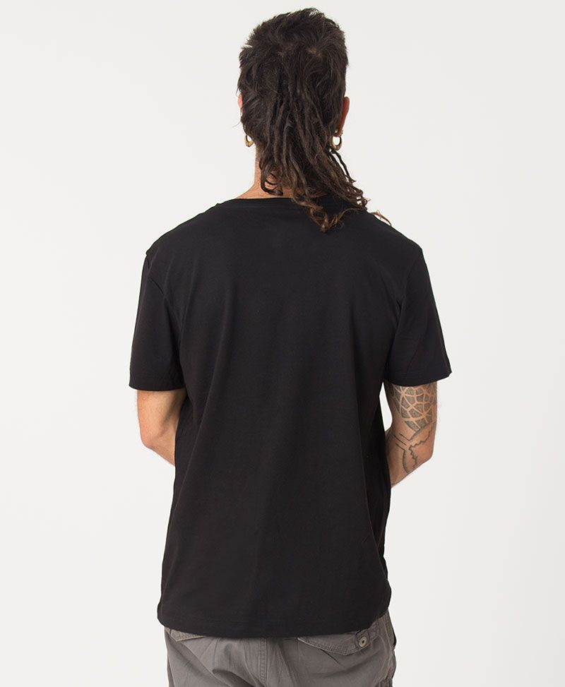 Sikuli T-shirt ➟ Black