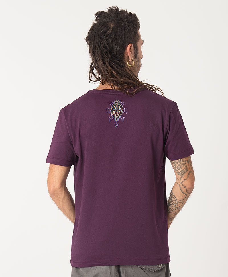 Sikuli T-shirt ➟ Purple