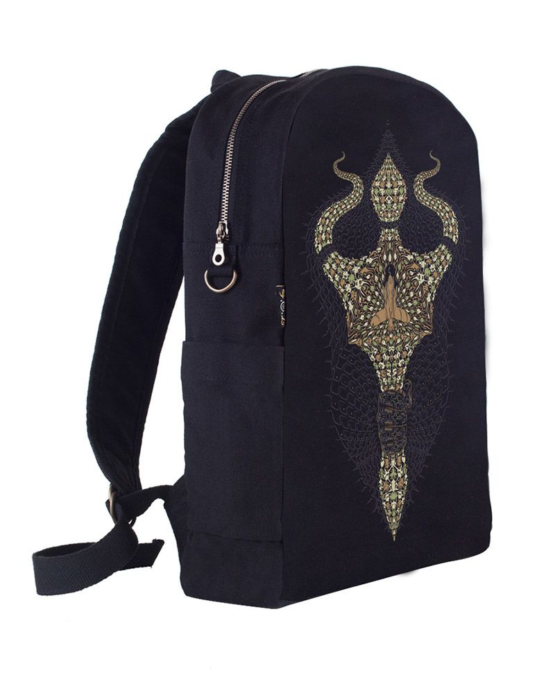 Trishul Backpack x - Round