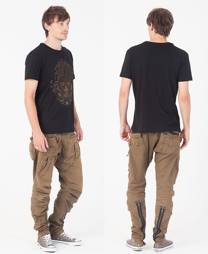 TriMurti T-shirt ➟ Black