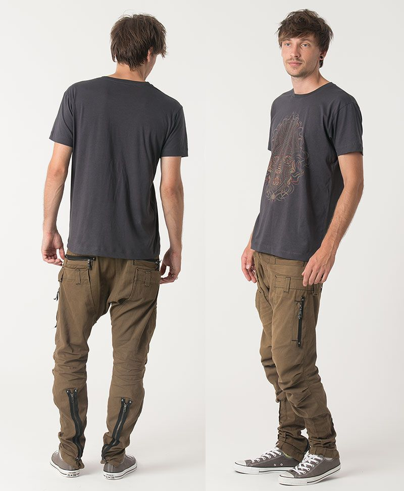 TriMurti T-shirt ➟ Grey