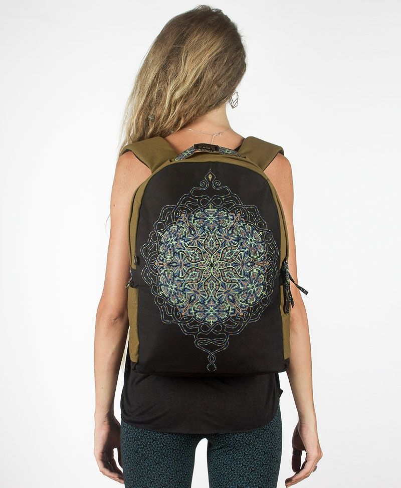 NEW Peyote Backpack - Round
