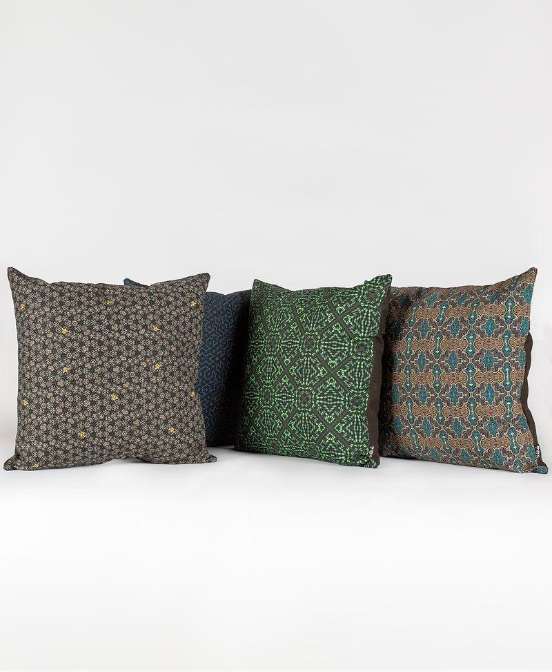 Shipibo Kené Cushion Cover