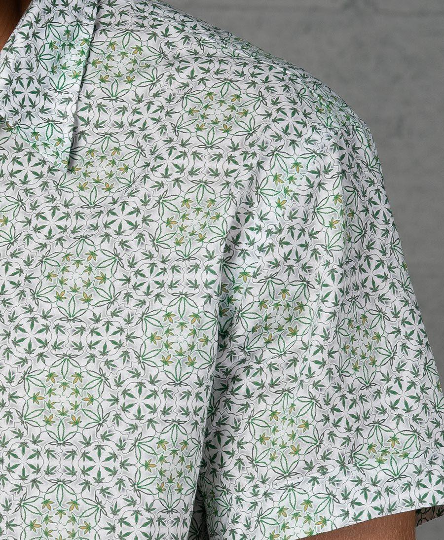 Hempi Button Shirt
